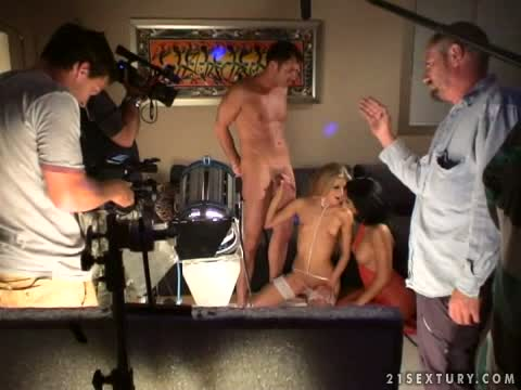 Stripper Behind The Scenes