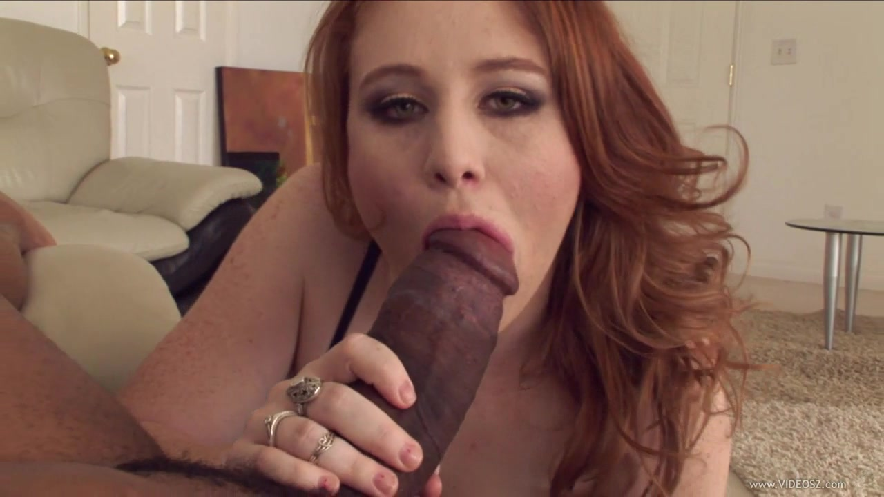 Latina Taking Big Black Cock